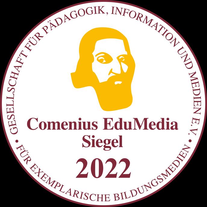 Comenius EduMedia Siegel 2019